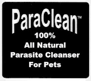 ".    ""ParaClean for Pets"""