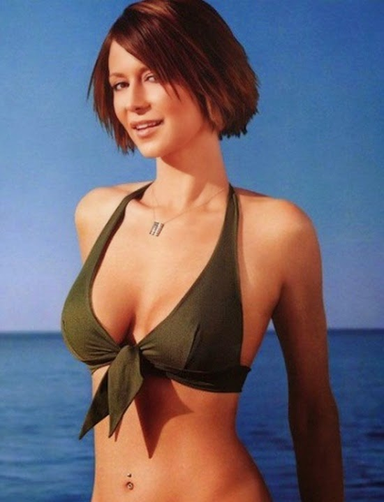 Catherine bell s tits Rodriguez