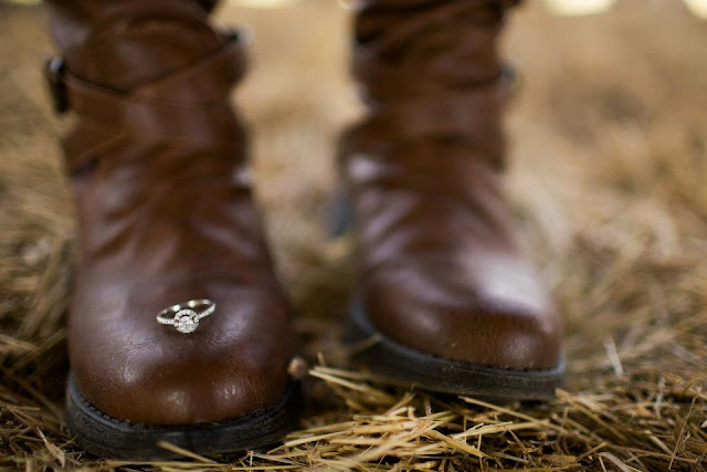 Ring Shot on Boot