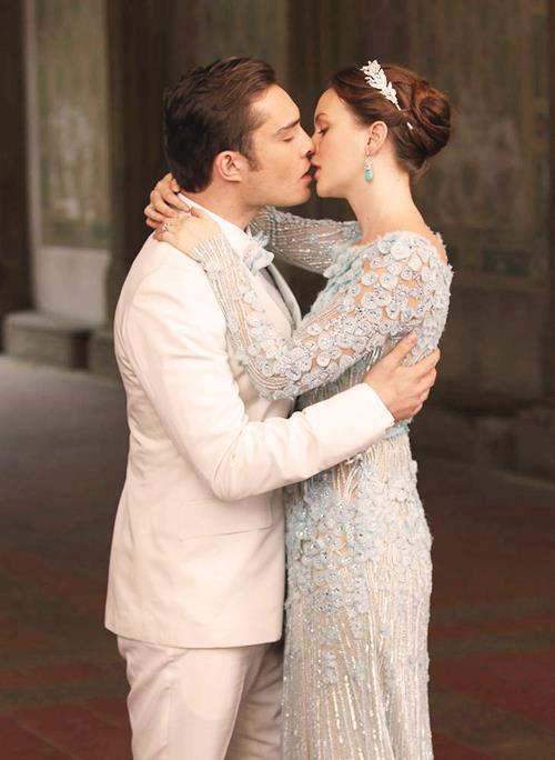 Fashion Is My Drug: Blair & Chuck Getting Married - Gossip Girl\'s ...