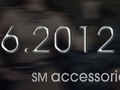 Second teaser: SM Accessories