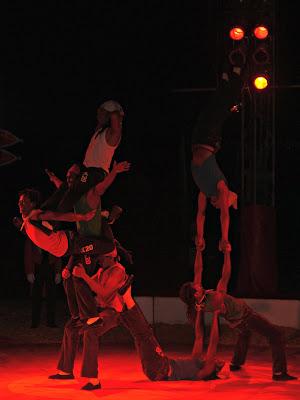 Zippos, circus