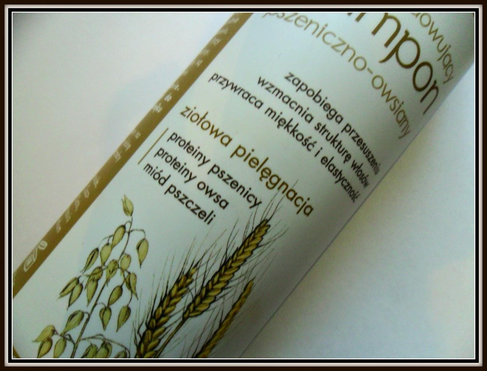 Nowe zastosowanie szamponu pszeniczno-owsianego Sylveco :)