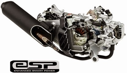 Teknologi eSP Honda