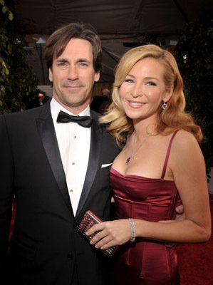 Jon Hamm Girlfriend and Dating History | CelebsDatingCelebs
