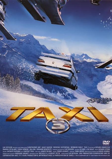 Taxi Phần 3 - Taxi 3 (2003)