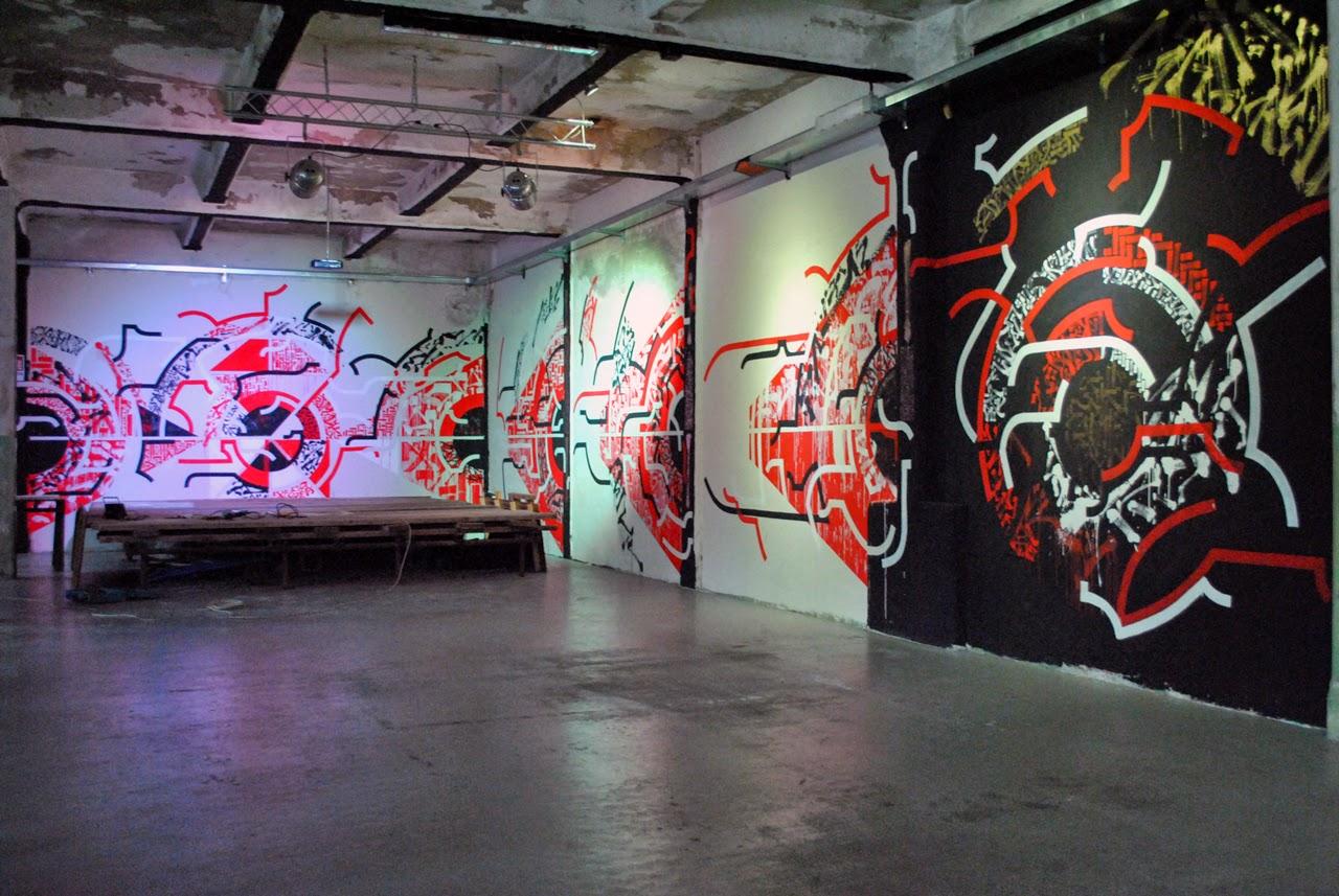 Street art attack ::..: dicembre 2014