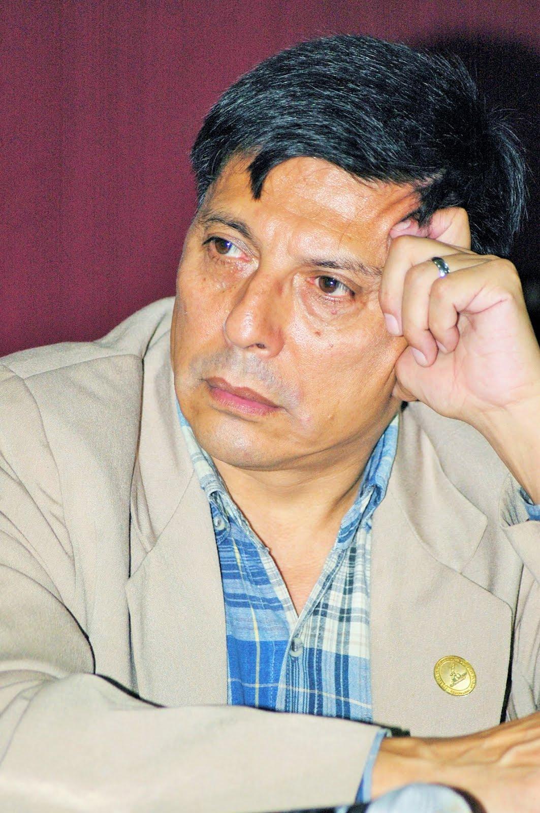 Jorge Aliaga Cacho 2015