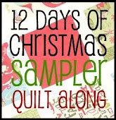 12 Days Of Christmas Sampler Quilt Along