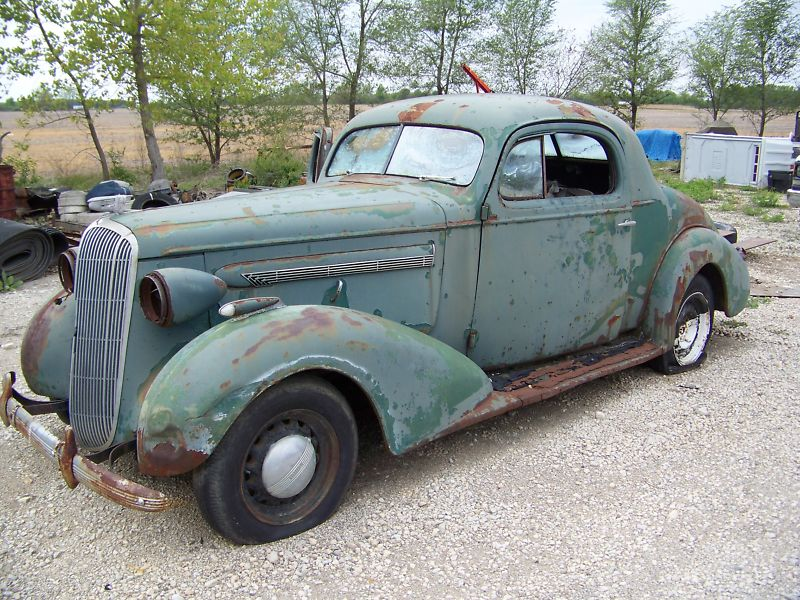 247 autoholic 1936 buick 3 window coupe