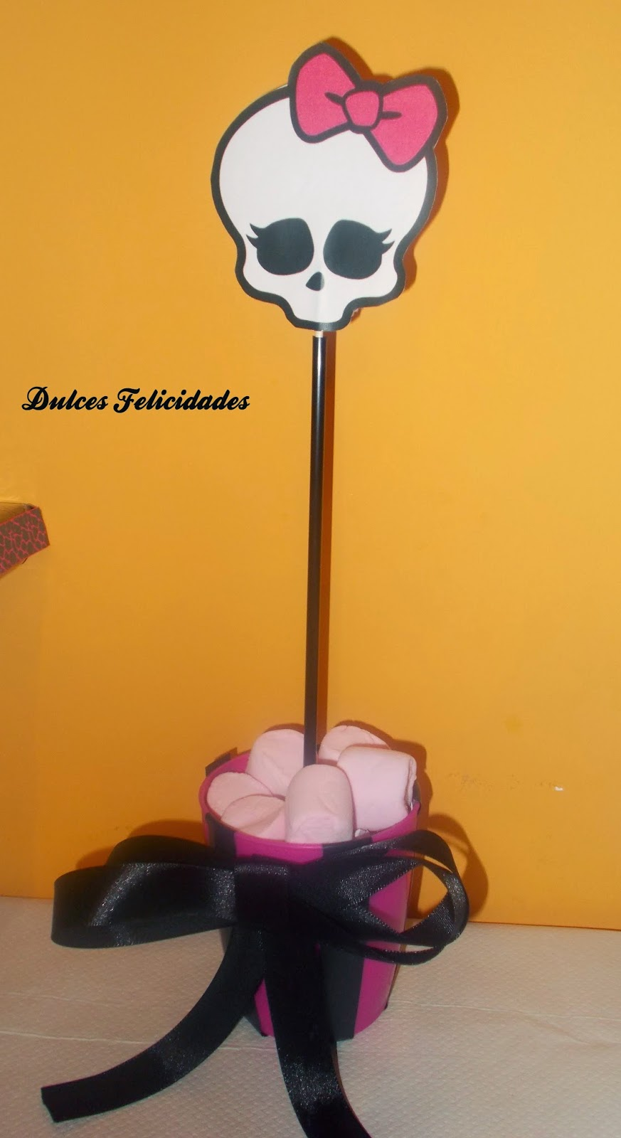 Flor Monster High