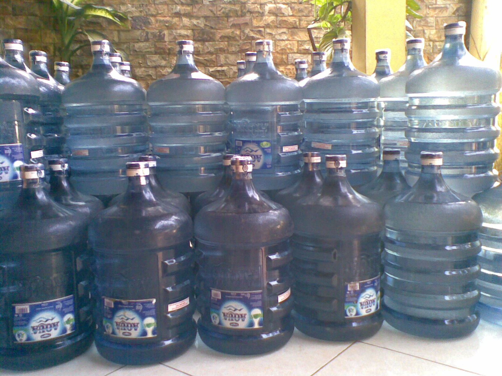 Pabrik Air Minum Aqua Pabrik Air Minum Kemasan