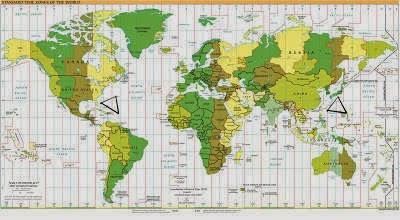 2 segitiga bermuda di dua belahan dunia