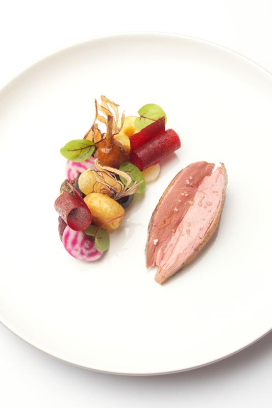 Gastronomixs dutch gastchef angelo autiero for Moderne kookstijl