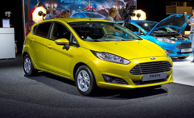 2014 Ford Fiesta Release Date, Redesign & Price
