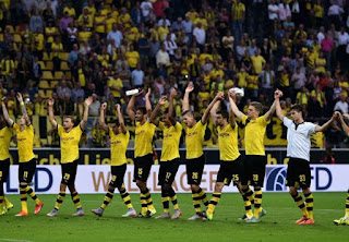 Daftar Skuad Pemain Borussia Dortmund 2015-2016