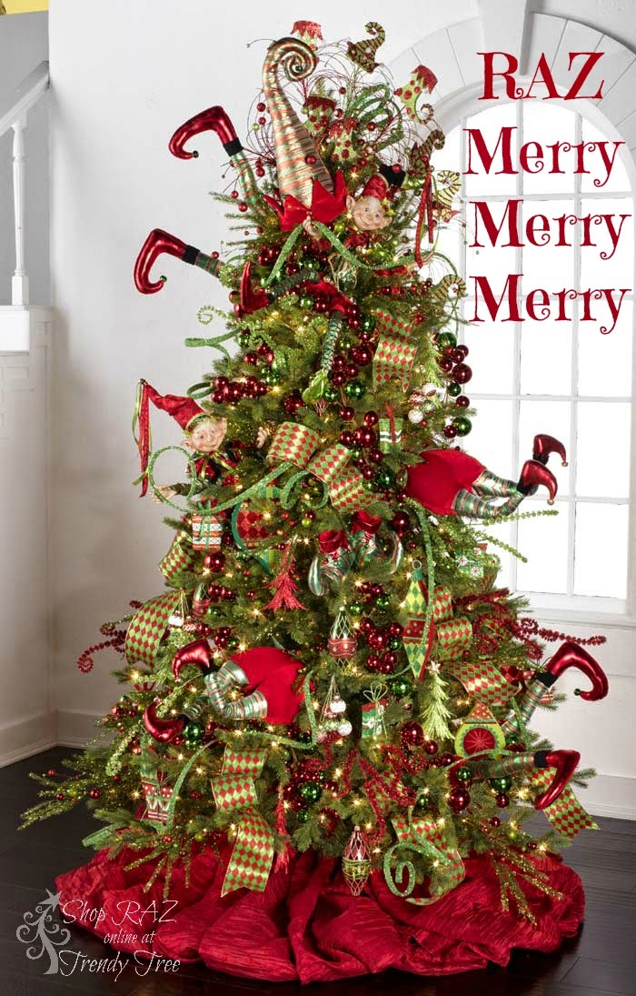 raz christmas decorations trendy tree presents the 2015 raz merry - Raz Christmas Decorations