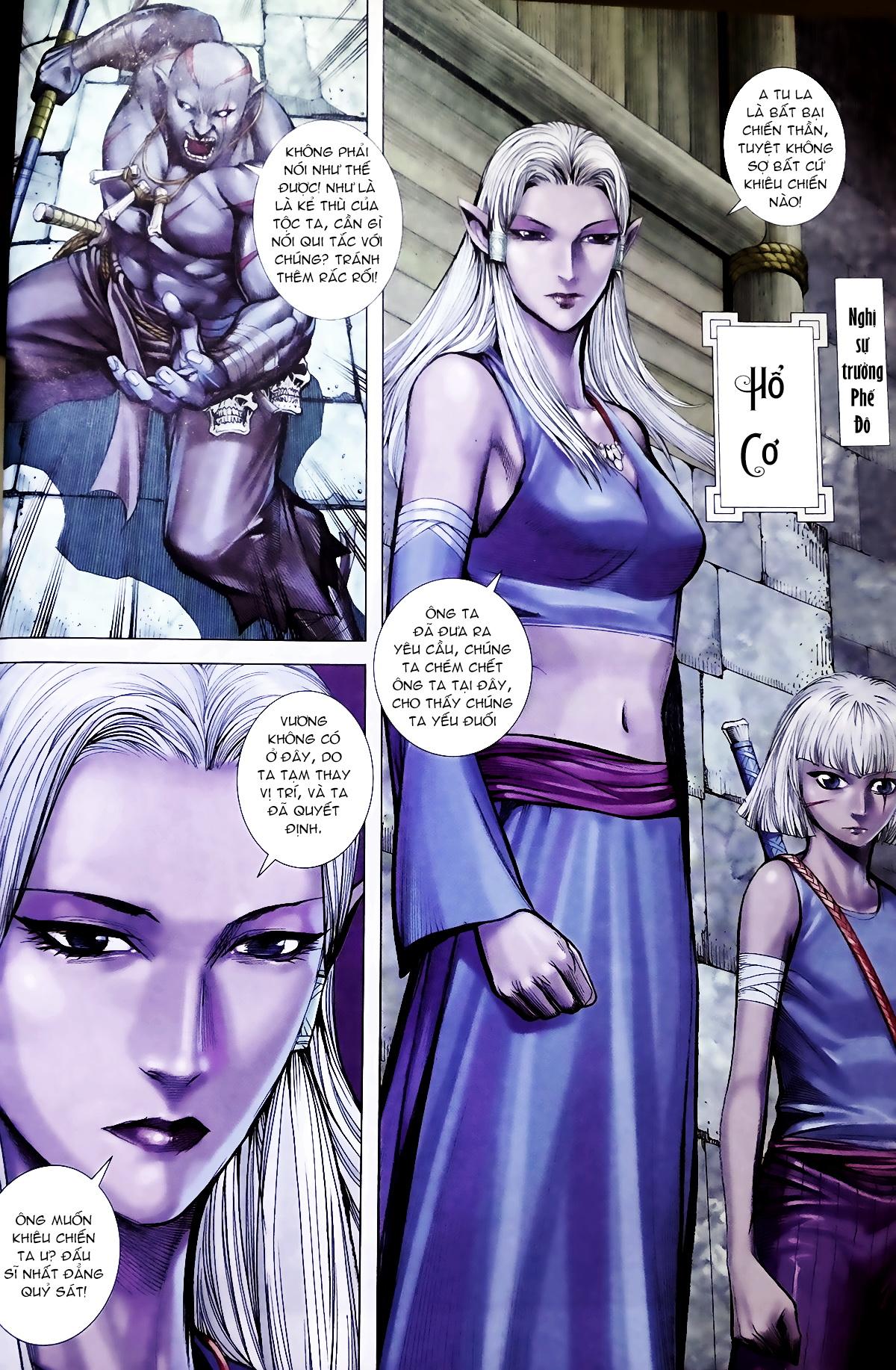 Tây Du chap 60 page 9 - IZTruyenTranh.com