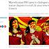 Koordinierte mediale britische Offensive gegen Makedonien