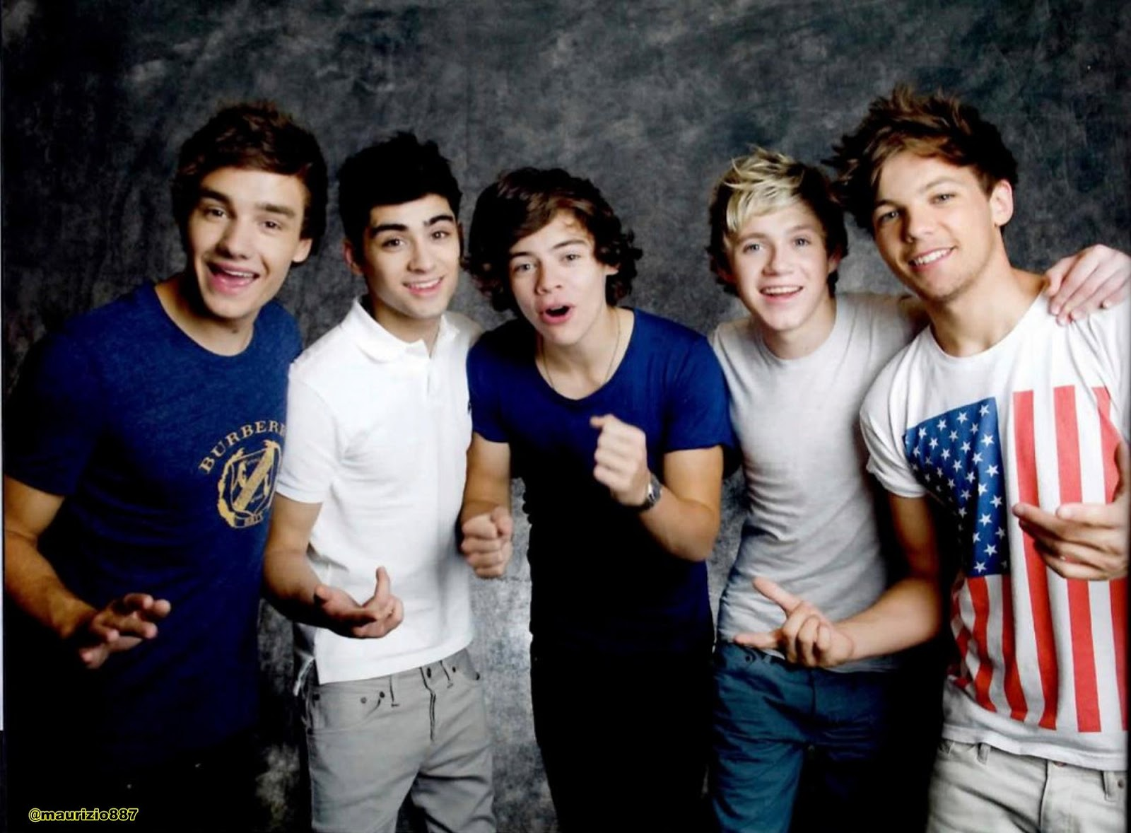 One Direction Desktop Wallpapers Full