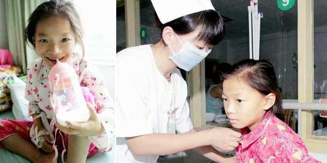 Kisah Nyata, Yu Yuan Gadis Kecil Berhati Malaikat