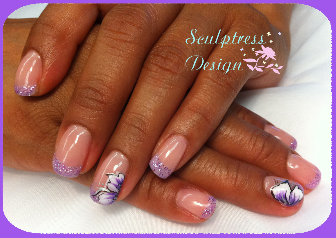 Sculptress Design Nail Studio: June Nail Designs 2011