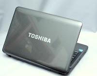 2nd Laptop Toshiba Satellite L645