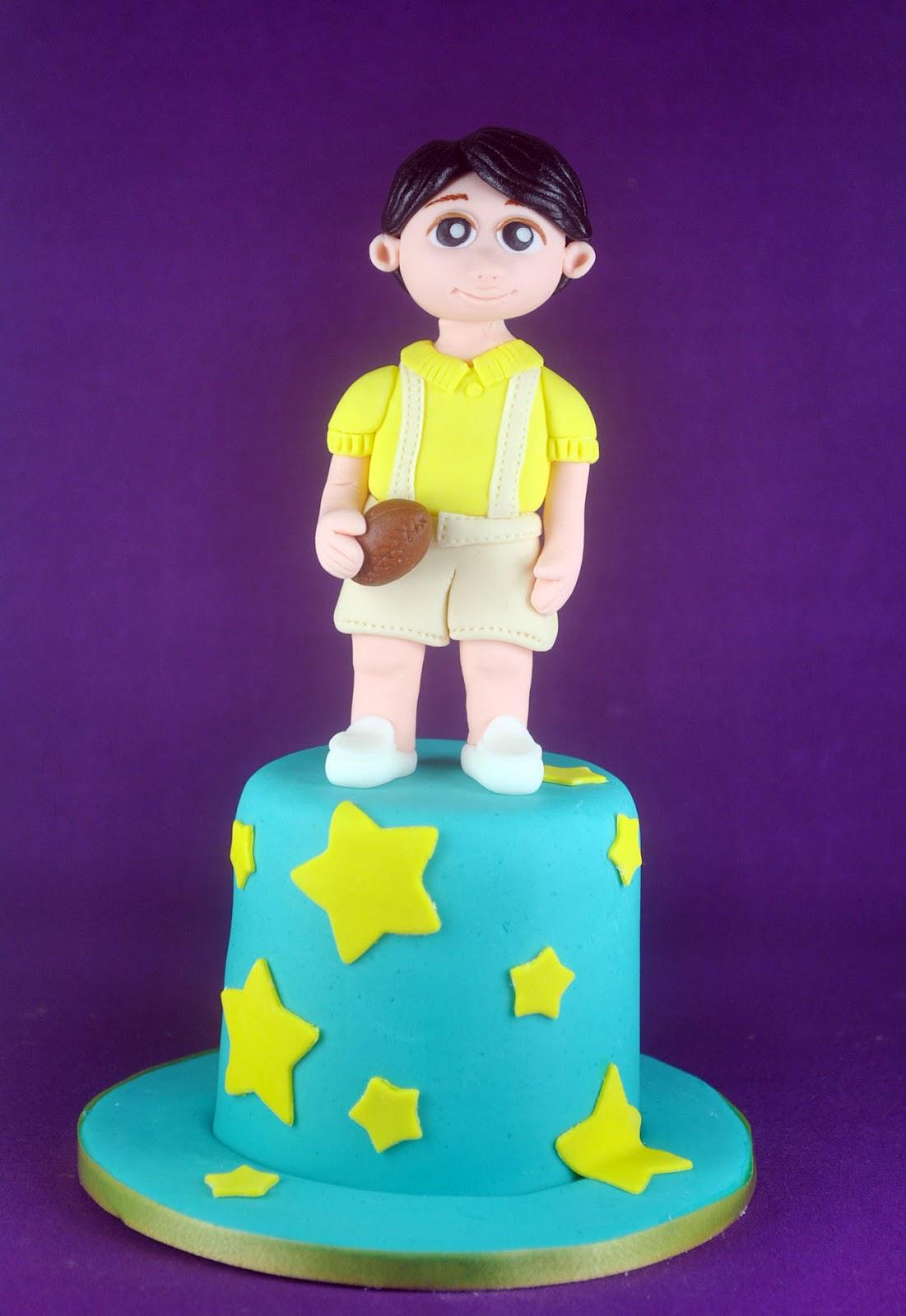Фигурки из мастики на торт для мальчика