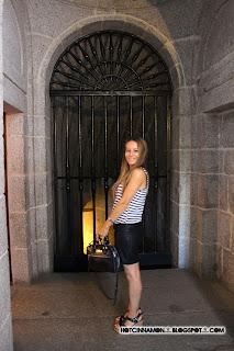 Dámaris Chamorro San Lorenzo del Escorial