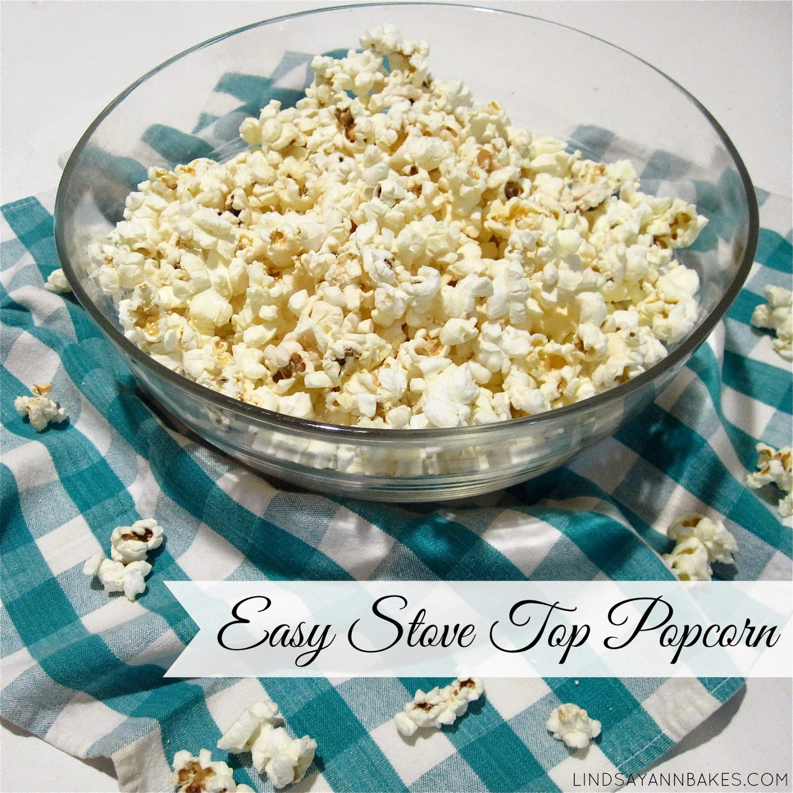 Diy Easy Homemade Stove Top Popcorn With A Variety Of Seasoning Ideas