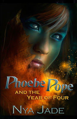 Cover Reveal: Phoebe Pope and Year of Four