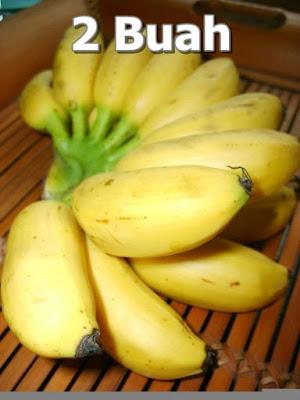 camilan sehat dadar gulung pisang coklat