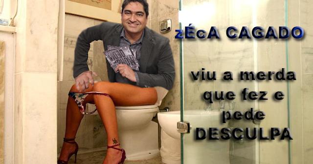 ZECA CAMARGO PEDE DESCULPA AOS FÃS DE CRISTIANO ARAÚJO