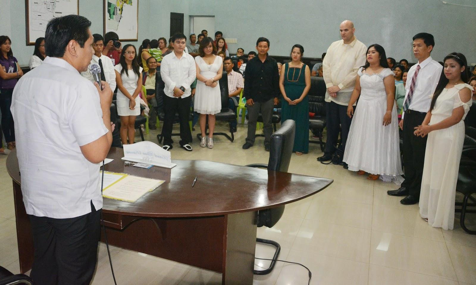 philippines civil wedding ceremony fashion dresses On civil wedding dress philippines