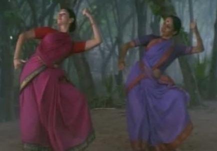 Classical dances from the film sringaram tamil 2007 for Classic dance tracks