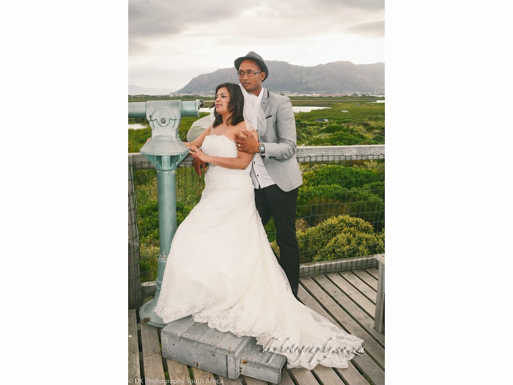 DK Photography last+blog-64 Charlene & Joshua's Wedding in Rondevlei Nature Reserve  Cape Town Wedding photographer