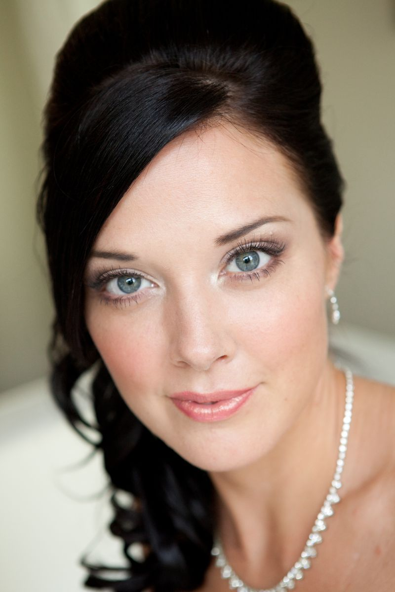 Make-Up Magazine: Wedding Day Makeup Tips and advice