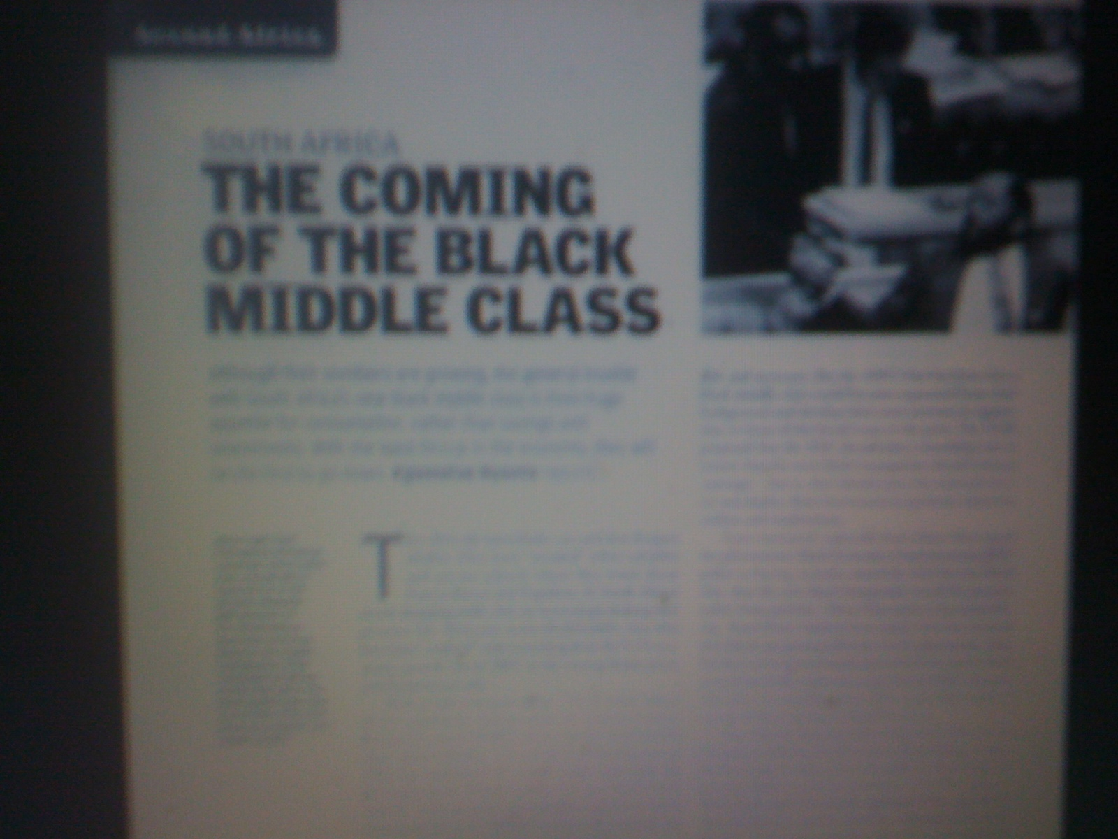 middle class blacks burden The black middle class consists of black americans who have middle-class status within the american class structure it is a societal level within the african-american community that primarily began to develop in the early 1960s, [1] [2] when the ongoing civil rights movement [3] led to the outlawing of de jure racial segregation.