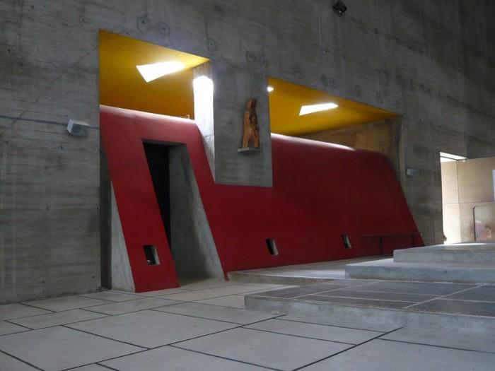 Couvent de la Tourette par Le Corbusier 267