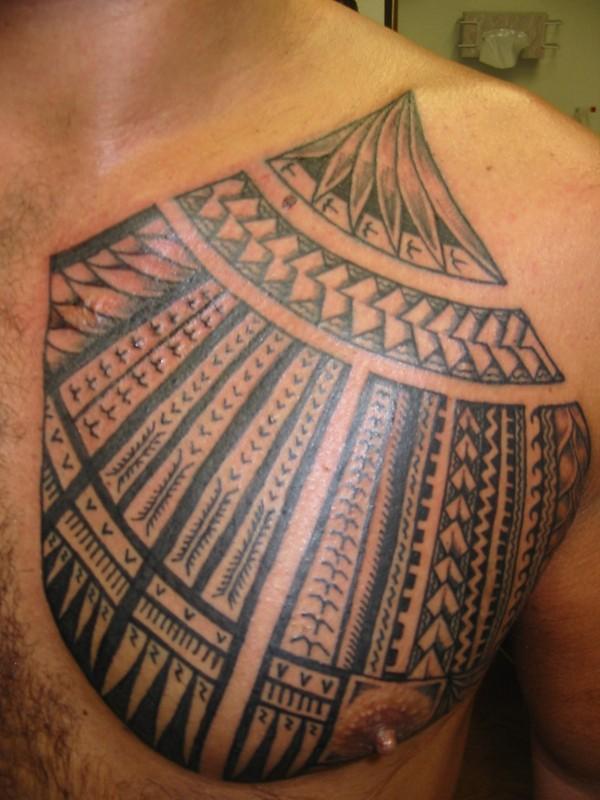 Samoan tattoo design idea photos images pictures popular for Samoan tattoo design
