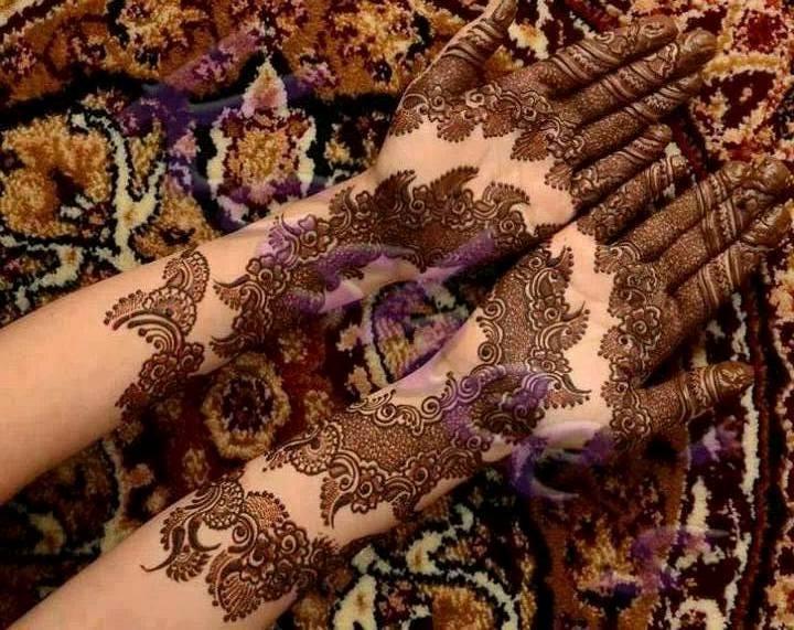 Mehndi Ideas Lahore : Eid mehndi designs latest pakistani for