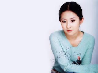 Crystal Liu Yi Fei (劉亦菲) Wallpaper HD 13