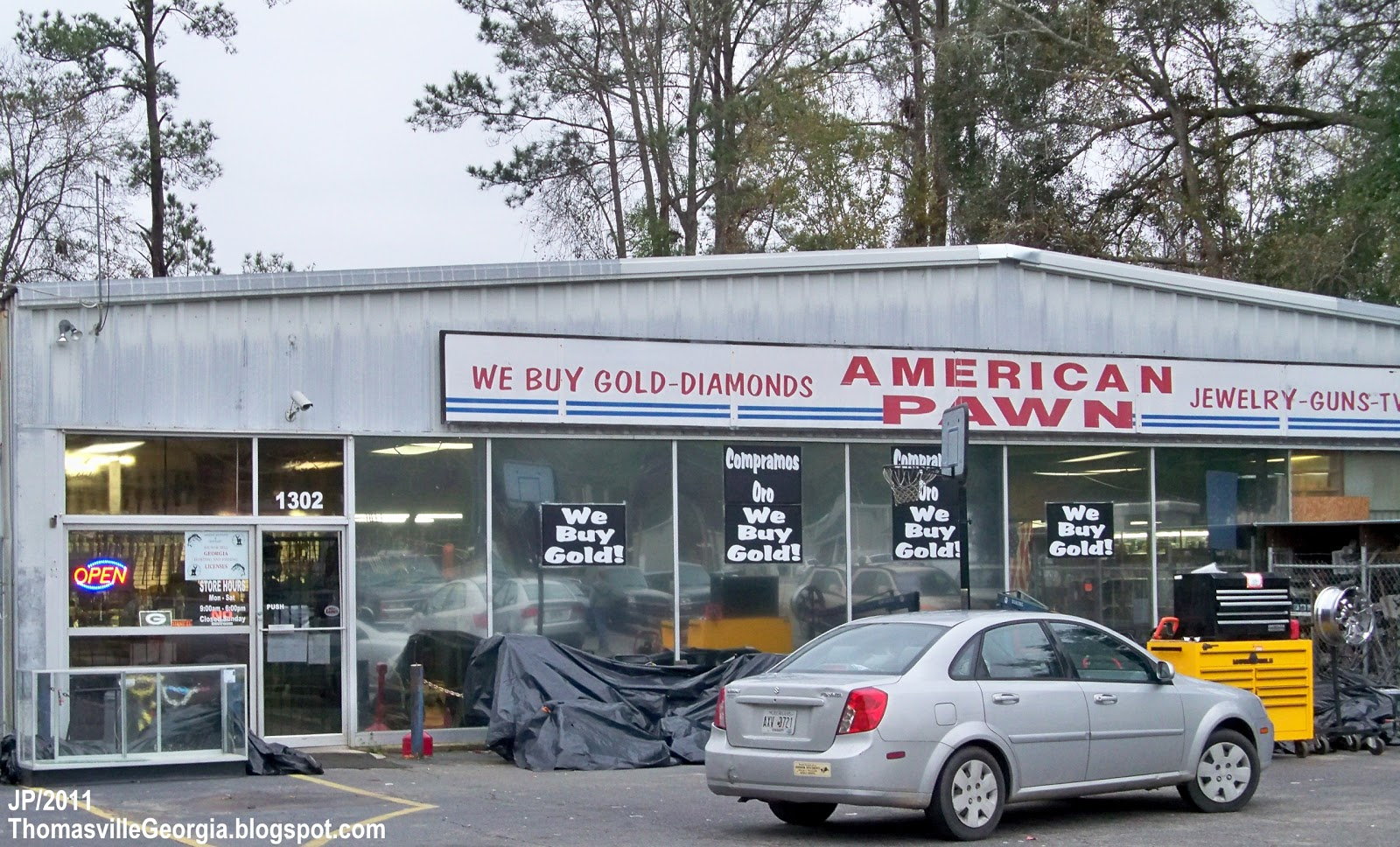 Shop America Mesmerizing With American Pawn Shop Image