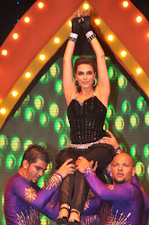 Neha Yana and Minissha sizzling performance at the launch Lotus Refineries
