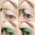 Beautiful Green Eye Shadow Makeup Tutorial