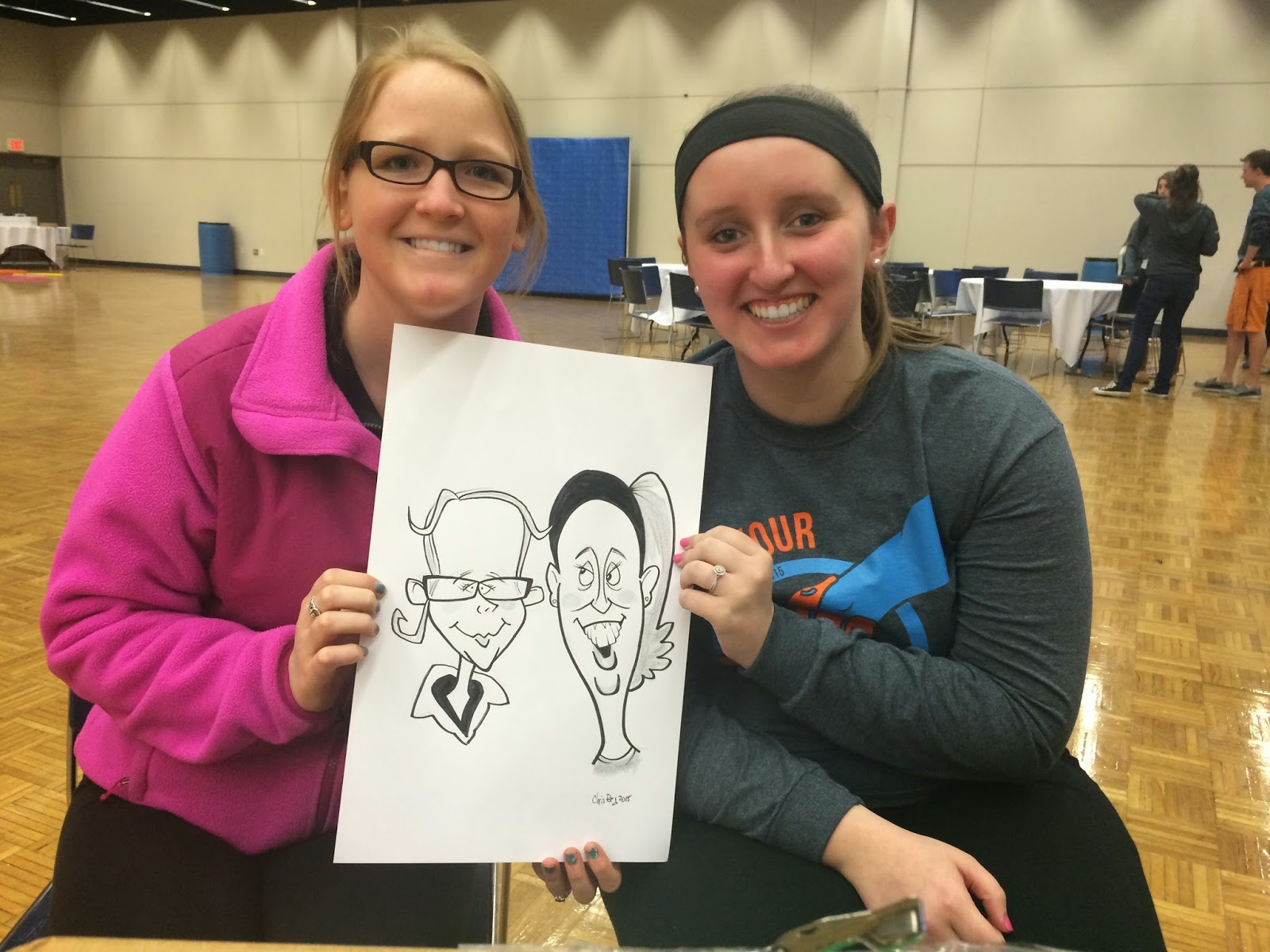 Iowa Caricatures by Chris Berg
