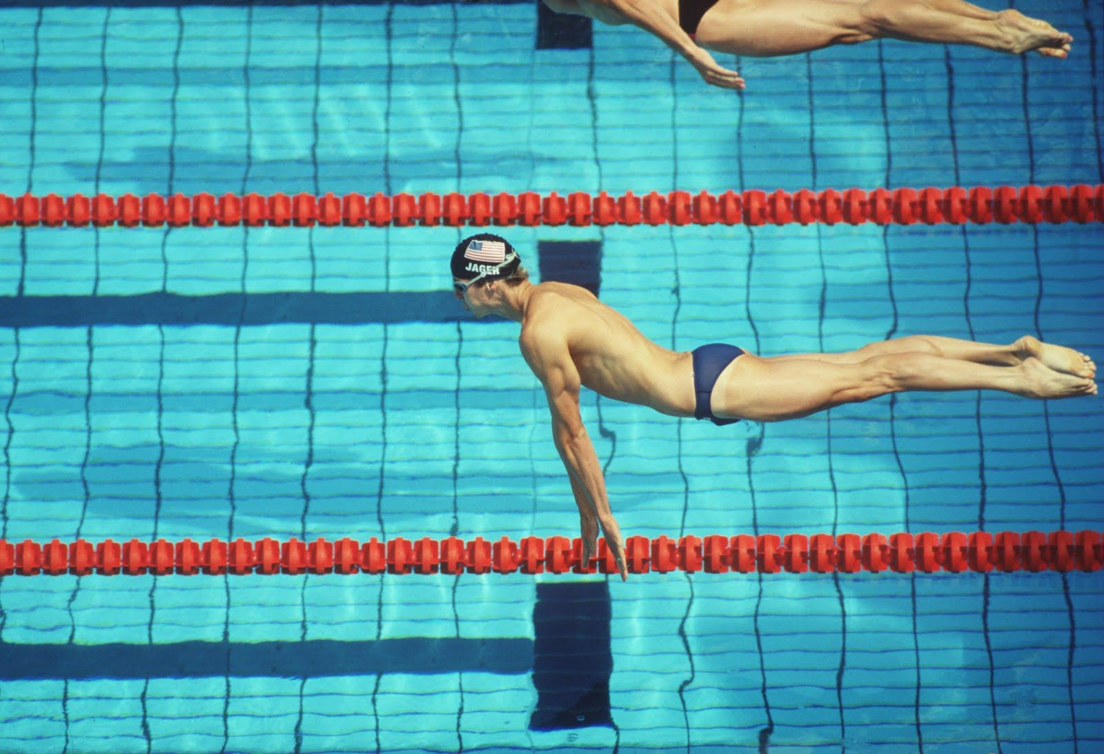 Welcome to home of sports pictures olympic swimming wallpaper for Swimming pool trade show barcelona