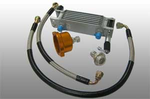 Nassert oil Cooler KSR