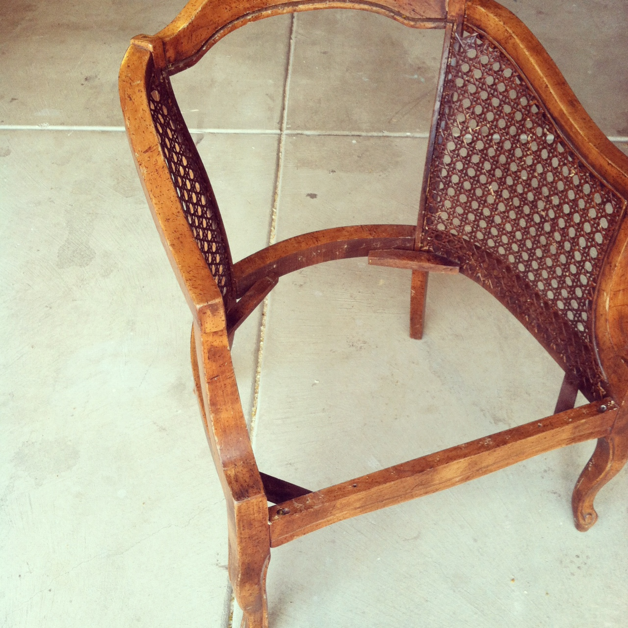 Cane Chair Designs : ... , so I plan to paint as well. Luckily the caning is in great shape