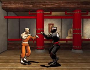 Jogo Dragon Fist 3D